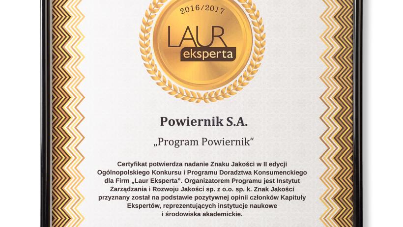 laur-certyfikat